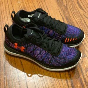 Under Armour Threadborne Fortis Sneakers Women 7.5